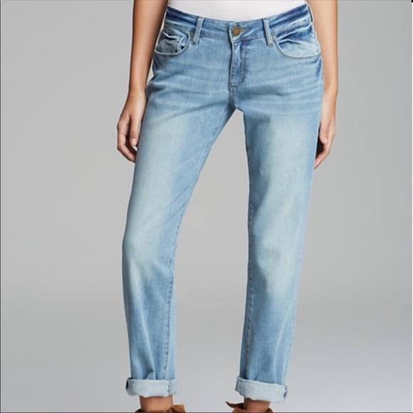 DL1961 Denim - DL1961   Riley Boyfriend Jeans in Riverside